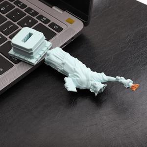 Memory Stick Pen U Rubber Disk