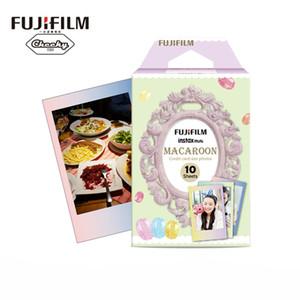 Новый 10шт Fujifilm Instax Mini Film Macaroon для Mini 8 7s 7 50s 50i 90 25 dw Share SP-1 Polaroid Instant Photo