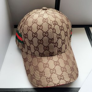 브랜드의 새로운 남성과 여성의 야구 놓은 알파벳 모자와 모자 남성과 여성 브랜드 디자이너 스냅 백 모자 골프 야구 C 캡