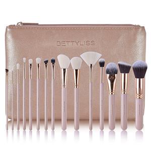 Professional 15 PCS Makeup Brushes Set Foundation Powder Blush Eyeshadow Concealer Lip Eye Make Up Brush Cosmetics Beauty Tools