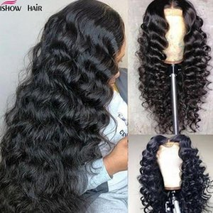 Body Wave Lace Frontal Wig Pre Plucked With Baby Hair Remy Brazilian 13x6 Lace Front Wig Straight Lace Front Human Hair Wig