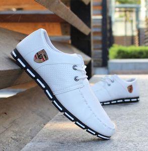 Brandneue Mode Männer Müßiggänger Männer Leder Freizeitschuhe Hohe Qualität Erwachsene Mokassins Männer Fahren Schuhe Männliche Schuhe Unisex 2019