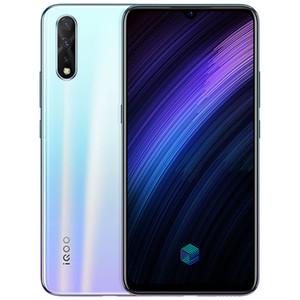 Neo 855 4G LTE originale Vivo iQoo Cell Phone 8 Go de RAM 128Go ROM Snapdragon 855 Octa de base 6,38 pouces 16MP ID d'empreintes digitales visage Wake Téléphone portable