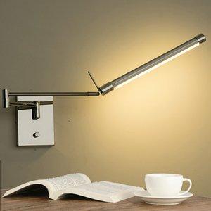 Şerit Duvar Lambası Nordic Yaratıcı Aplik Modern Başucu Banyo Ayna Lights Aydınlatma led Basit Duvar Işık Salon Yatak odası led