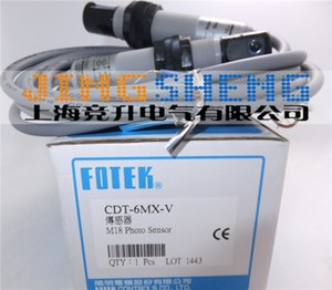 CDT-6MX-V FOTEK Original & New Photoelectric Switch Sensors