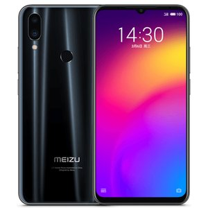 "Original Meizu Note 9 4G LTE Cell Phone 4GB RAM 64GB 128GB ROM Snapdragon 675 Octa Core Android 6.2"" 48MP Fingerprint ID Smart Mobile Phone"