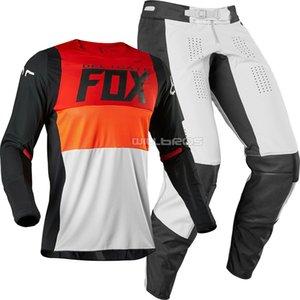 NARİN FOX2020 Yarışı 360 Bann Jersey Pant Motokros Dirtbike Offroad Motosiklet Mx Sx ATV Dişli Seti