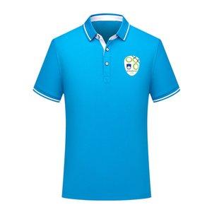 Tasarımcı slovenya milli takım Polo Gömlek Kısa Kollu Moda Spor eğitimi Polos Futbol Tişört Jersey Erkek Polo Yaka tshirt
