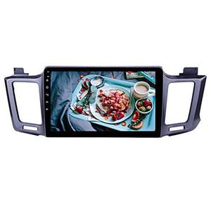 10.1 pulgadas estéreo del GPS del coche de la pantalla táctil de navegación de radio para Toyota RAV4 2013-2016 música Bluetooth USB AUX