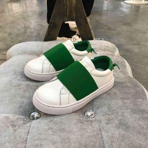 Big Kids platform Shoes For Kids Childrens Boys Girls Trainers luxury Fashion Designer Sneakers Outdoor Toddler Skateboarding Shoes siz24-35