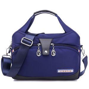 Nylon Women Messenger Bag Ladies Handbags Waterproof Female Shoulder Bag Designer High Quality Crossbody Bags For Teenager Girls MX200324