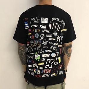 20ss KT Athos BOGO TEE Via usura Moda Uomo Donna Casual High Cotton qualità T-shirt manica corta Tee Estate HANFEI001