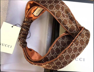moda di lusso popolare stile classico fascia nobildonne temperamint hairband turbante copricapo per la buona qualità, nessuna scatola