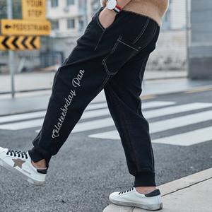 Kinderbekleidung Jeans Herbst Jungen Sport-Hosen der neuen Kinder Hosen