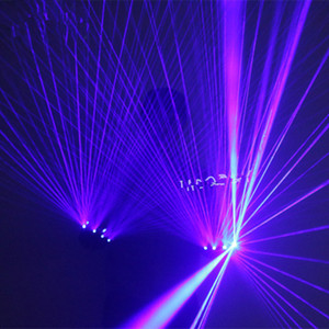 Freeshipping nuovo 2020 guanti blu laser di alta qualità d'ardore Abbigliamento Accessori Bar DJ Danza luci fluorescenti puntelli del partito di Natale