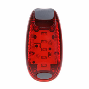 5 Led Mountain Road Bike Warning Tail Light Cycling Bicycle Safety Rear Lamp Light Backpack Riding Running Lights Super Bright