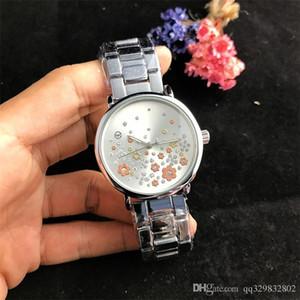 Reloj Mujer роскошный браслет Rhinestone наручные часы женские платья новый цветок полный алмазные часы марки женские дизайнерские часы для женщин часы