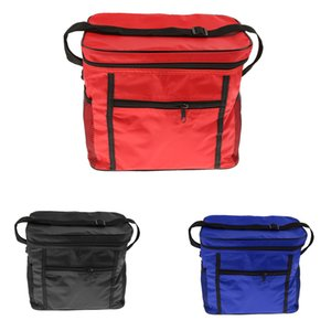 Multipurpose Portable Insulated Cooler Cool & Thermo Lunch Bag for Picnic Camping