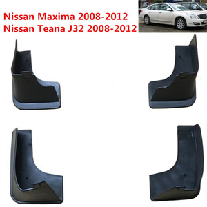 Auto Schmutzfänger Spritzschutz Kotflügel Kotflügel für Nissan Teana Maxima (Australien) J32 2008-2012 Car Styling Zubehör