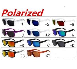 YAZ GÖZLÜKLER gözlük gözlük Güneş MATTE SİYAH W / GRİ IRIDIUM POLARİZE LENS MEN Açık Güneş Bisiklet Gözlük