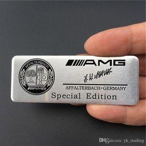 Mercedes Benz Special Edition Affalterbach Allemagne Amg Logo Badge Marque Fender Emblem Sticker Decal