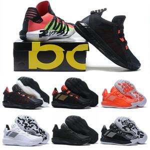 Sneaker Başlangıç Ne Ucuz Beyaz Siyah Altın Spor Eğitmenler Size7-12 için Damian Lillard VI Dame 6 Rose Alev BHM Erkek Basketbol Ayakkabı