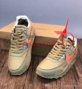 Mens 2019 9o Off Running Shoes Sneakers Man Desert Ore Brown Airing Fashion Designers Luxury Classic 9os Discount Training Sports Shoes