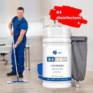 Haushalt Chlor 84 Instant-Desinfektions-Brausetablette Schule Pet Desinfektion Desodorierenden Sterilisieren Desinfektionsflüssigkeit
