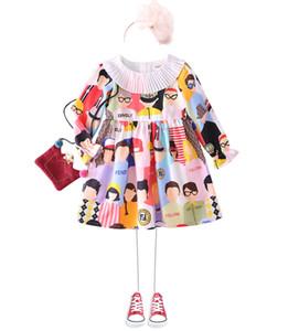 아기 소녀 드레스 높은 품질 어린 소녀 꽃 조끼 드레스 공주 입체적인 꽃을 주름 드레스 도매 배