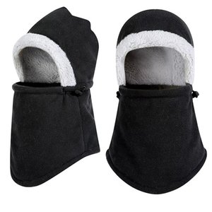 New pullover chapéu de inverno, algodão cap bib ciclismo, orelha acolchoado mais quente tampão do algodão inverno ao ar livre
