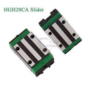 HGH20CA blocchi di guida lineare guide lineari per CNC Automation Parte