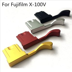 Alumínio Thumbs Up aperto Hot Shoe para Fuji X100V metal Hotshoe Camera Capa para FUJIFILM X100V