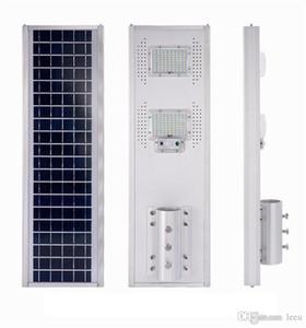 50W 100W 150W LED solar street light Outdoor Waterproof IP66 Integrated design 5 Working Modes PIR sensor Smart light