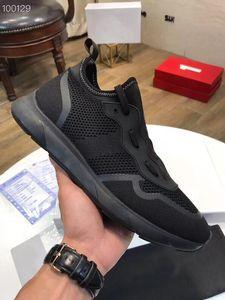 B21 Neo Sneaker 2019ss Malha Preta Designer Mens Sapatas Das Mulheres Sapatos Casuais Malha Low Top Sapatos Baixos Preto Clássico Slip-On B21 Sneaker