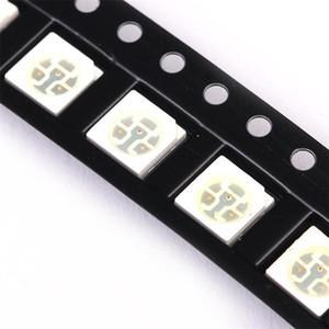1000pcs ultra brillante SMD LED 5050, RGB LED 5050 ROJO AZUL VERDE SMT SMD PLCC-6 LEDS
