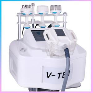 Beauty Machine velashape Machine de mise en forme corps élimination de la cellulite avec massage vide RF 40K BIO Lipolaser Vealshape