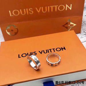 2020 Новые продукты Tide Brand Мода Пара кольцо высокого качества стерлингового серебра 925 масонской кольца Привязать ювелирные изделия Китай Прямая оптовая