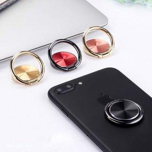 Handy-Halterung Ring Magnetische Abzug Saug-Gold Genus Handy Buckle Ast Ring Rahmen Ursprünglichkeit dawdler Rotating Ring