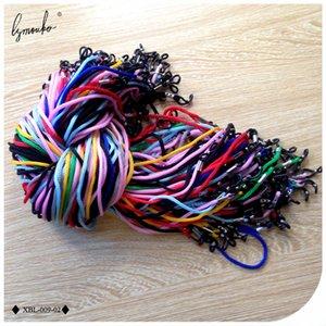 Lymouko 100pcs Lot Multicolor Nylon Glasses String Cord Holder Sunglasses for Sport Eyeglasses Lanyard Neck Rope Strap