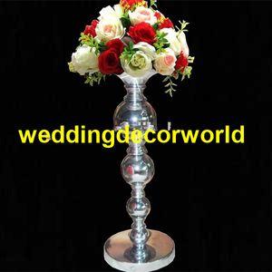 سعر المصنع المعلقة الزفاف محور زهرية ، الجدول الديكور زفاف decor196