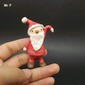 Exquisite Diy Accessory Cute Santa Claus Christmas Toys Gift Model Kid
