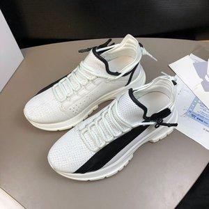 Бесплатная доставка 20SS Hot Sale New Paris Mens Designer Specter тапок мода Тренер Дизайнерская обувь повседневной обуви для мужчин ko02