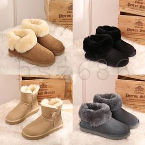 2019 Австралии РГД женские классические высокие угги угги ugglis половина сапоги Женская обувь сапоги загрузки зима снег черный слайды голеностопного lea4aa4#