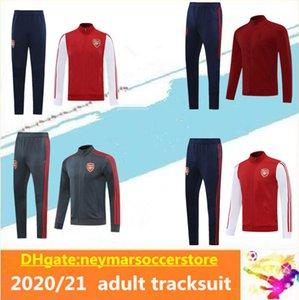 20 21 jacket training suit 2020 2021 Adult long sleeve Jogging chandal maillot de futbol tracksuit