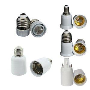 E27 PARA E40 lâmpada titulares tomadas bases Converter Braçadeira para E11 E12 E14 scokets Screw B22 luz Wedge G9 G24 GU24 MR16