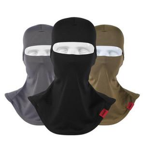 Masques Cagoules chaud tactique extérieur moto Casque de vélo Cap Head Cover Ski Snowboard Ski Protect vitesse masque facial