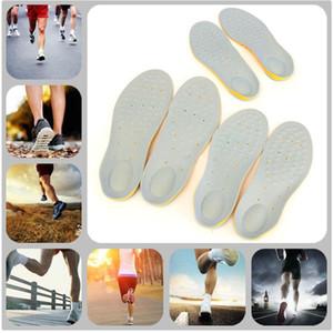 새로운 메모리 폼 깔창은 착용자 아치 통증 지원 신발 안창 삽입 패드 스포츠