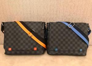 2020 дизайнерская мужская мода Сумка мужская кожаная сумка для ноутбука сумка через плечо