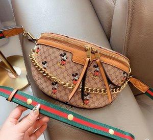 حار بيع المرأة الأزياء حقيبة CROSSBODY أكياس رسول حقائب اليد النسائية أعلى جودة الجلود حقائب حقائب السيدات حقيبة الكتف مساء FSS323108