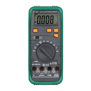 Digital Multímetro Tensão Atual Testador Resistência Diodo Capaptor Medidor de Temperatura Meaurer Auto / Manual Faixa NCV Função